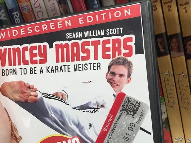 Let's get nostalgic for Vincey Masters: Born To Be A Karate Meister, whether it exists or not