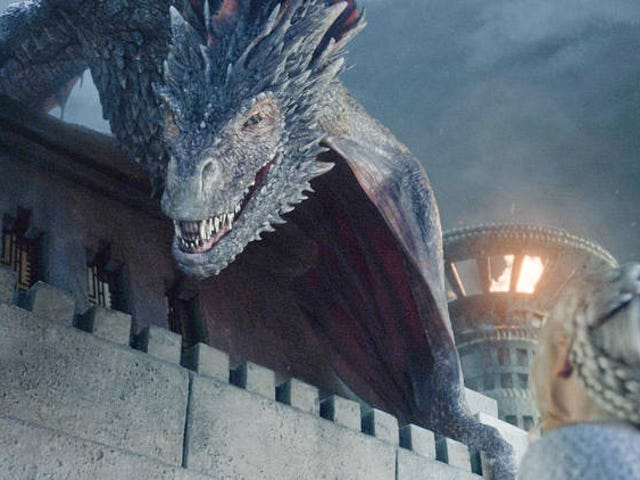 Why have I not heard Dragons are coming to New York?