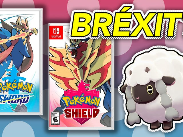 Pokémon Sword & Shield Is Not A Metaphor For Brexit