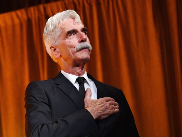 "Sam Elliott on his Oscar nod: ""It's about fucking time""<em></em>"