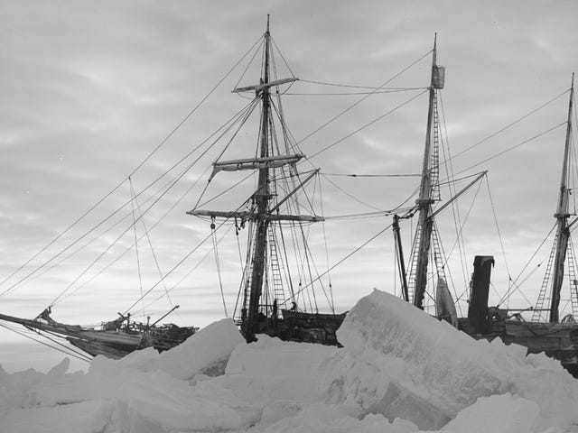 Antarctic Expedition to Find Ernest Shackleton's Lost Ship Set for Next Year