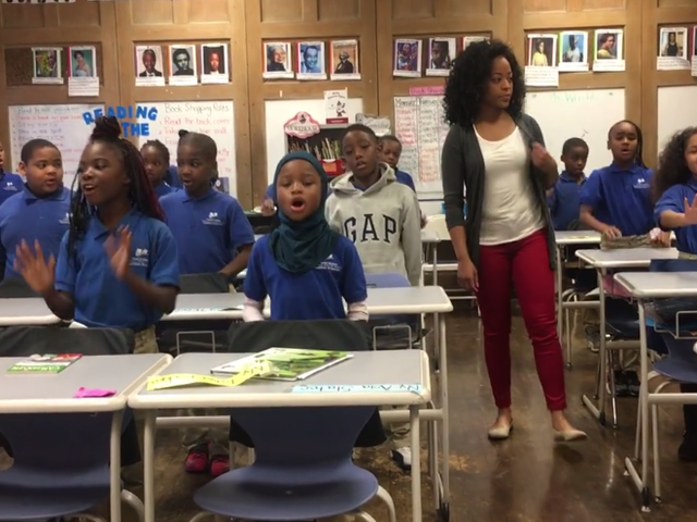 'Push Through': A 3rd-Grade Teacher's Lesson to Her Students in the Midst of Election Unrest