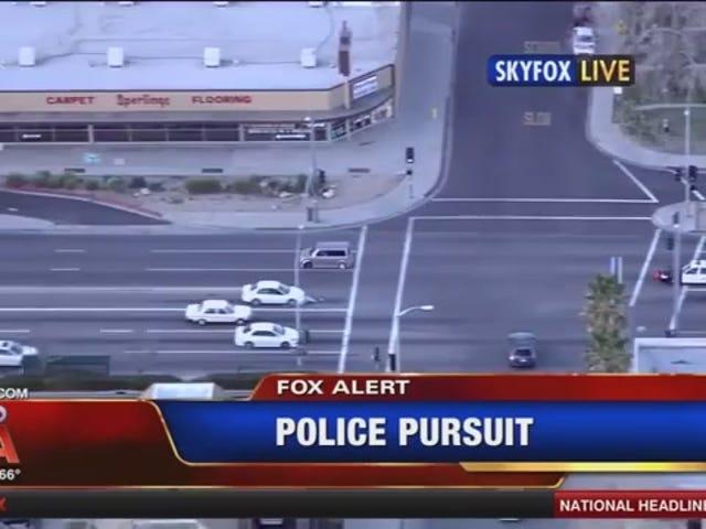 LA Police Chase ofrece cobertura de bonos en la lucha contra el estacionamiento