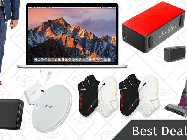 Thursday's Best Deals: MacBook Pro, Qi Charging Pads, NCAA Tournament Streaming, and More