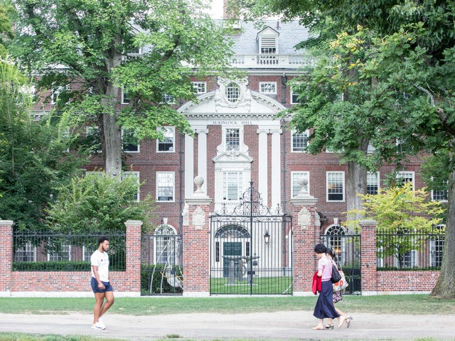 Report: Two Out of Every 5 White Harvard Students Got In Because of the White Privilege-Affirmative Action Loophole