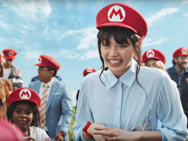Japan's Nintendo theme park can't possibly be as fun as it looks in this Charli XCX music video