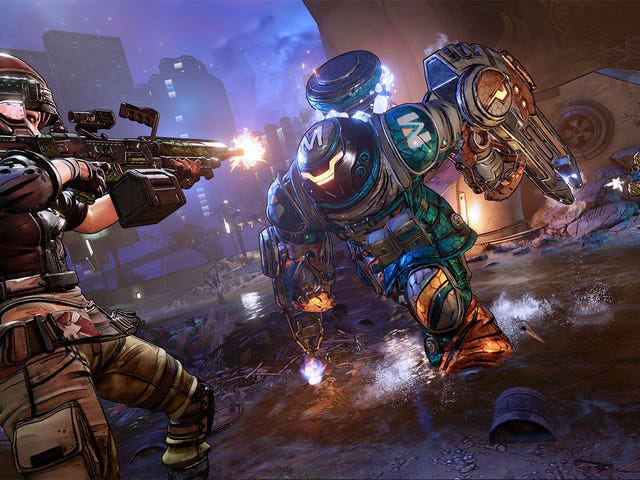 Take-Two Sends Investigators To YouTuber's House To Crack Down On Borderlands 3 Leaks