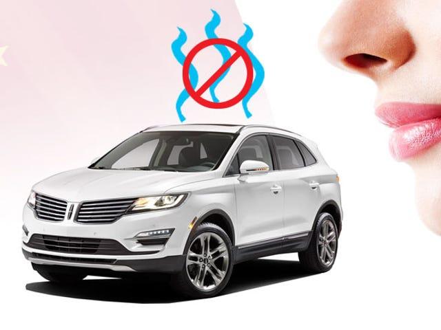 Бажаний новий запах автомобіля в Китаї - нічого