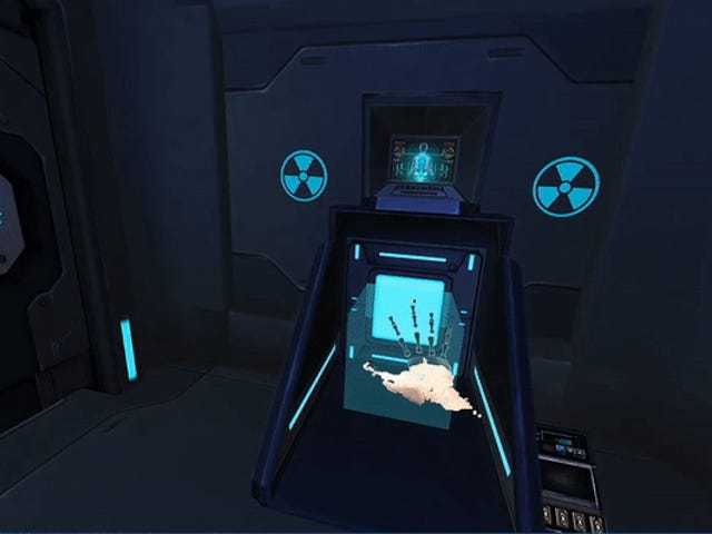 Intel lavede et VR-headset, og det er helt ledningsfri