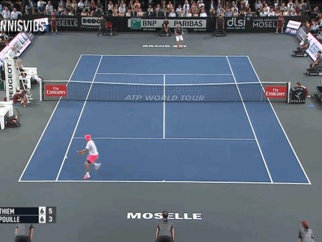 Lucas Pouille est le prochain grand joueur de tennis