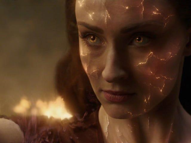 El Final de X-Men: Dark Phoenix se volvió a rodar porque se parecía mucho a pelra de superhéroes