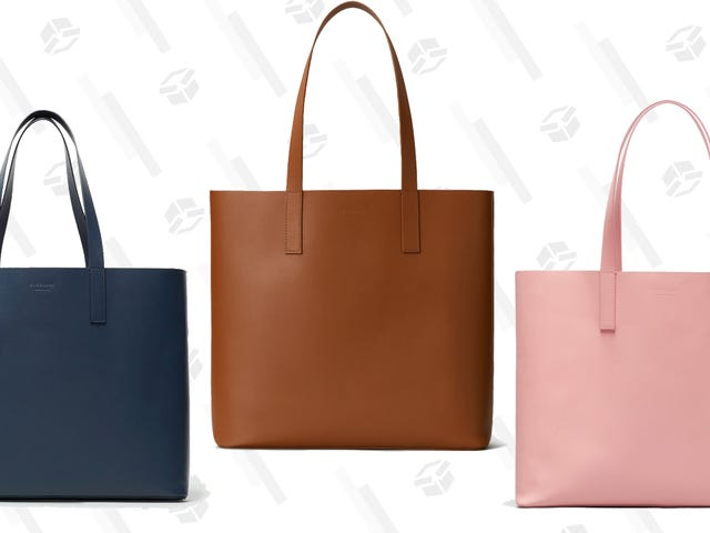 You Only Have 24 Hours to Bag the Famed Everlane Day Tote For Just $125
