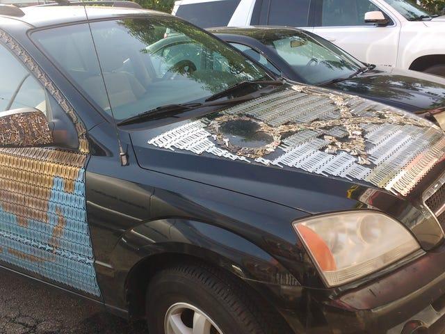 Βοήθεια, έχω κλειδώσει το αυτοκίνητό μου στα κλειδιά μου!