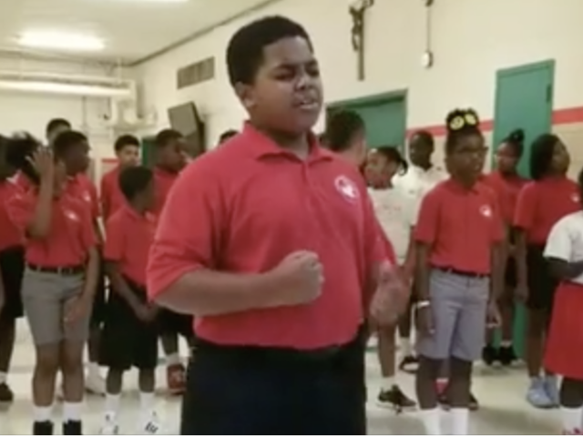 'Rise Up!' These Baltimore Grade-Schoolers' Voices Are So Sweet, They Will Make You Weep