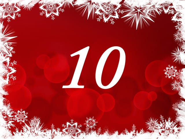 The TAY Advent Calendar: Day 10