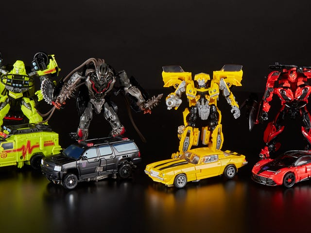 The Transformers Studio Series Makes Movie Bots Look Good [Update]