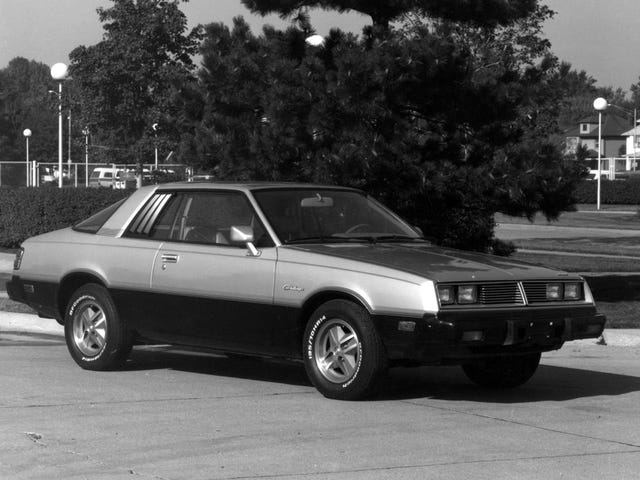 The 1980 Dodge Challenger Was A 2,500 Lbs HEMI powered RWD Japanese Marvel That Americans Failed To Understand