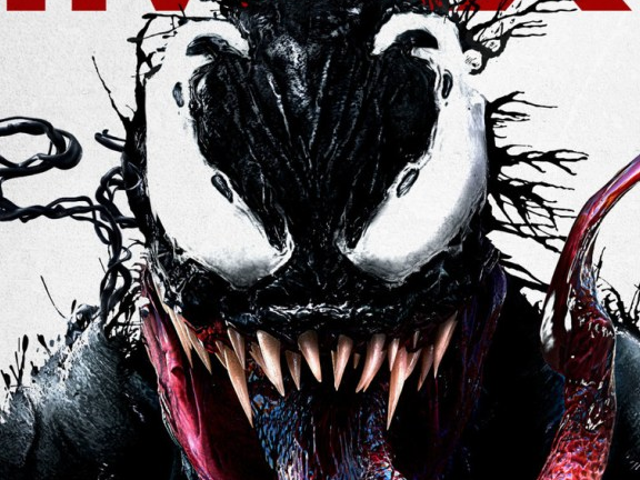 The New Venom Poster Is Incredibly on Brand