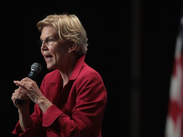Elizabeth Warren Demands DOJ Antitrust Chief Recuse Himself From Google and Apple Probes