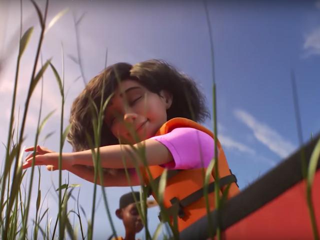 डिज़नी + पर ऑटिज़्म के साथ एक गैर-मौखिक लड़की के बारे में यह नई लघु फिल्म देखें