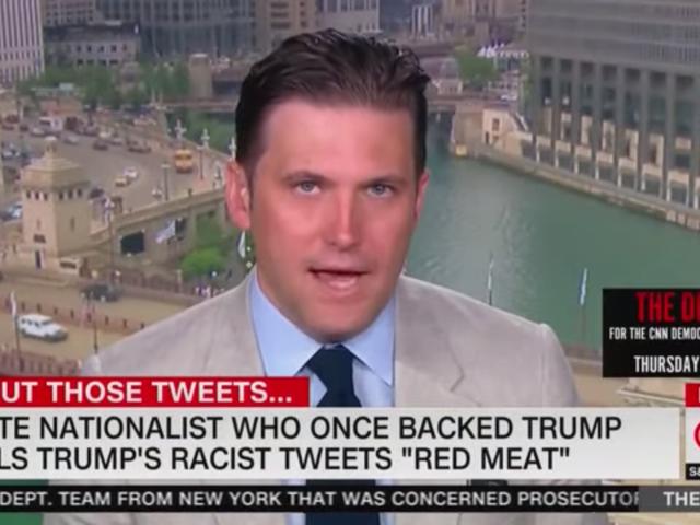 CNN kutsuu valkoisen supertasottajan Richard Spencerin selittämään, miksi Trump ei ole tarpeeksi rasistinen