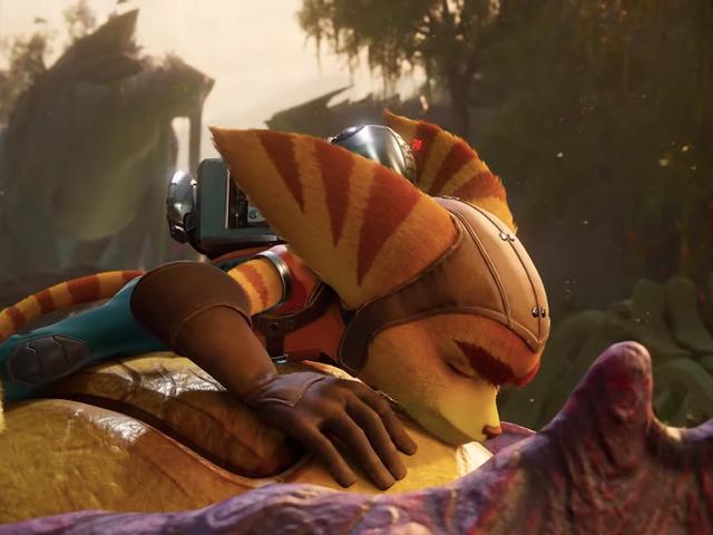 Ratchet & Clank trở lại trong trò chơi PS5 mới
