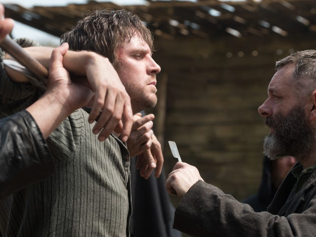 Take an exclusive look inside the diabolical mind of Apostle director Gareth Evans