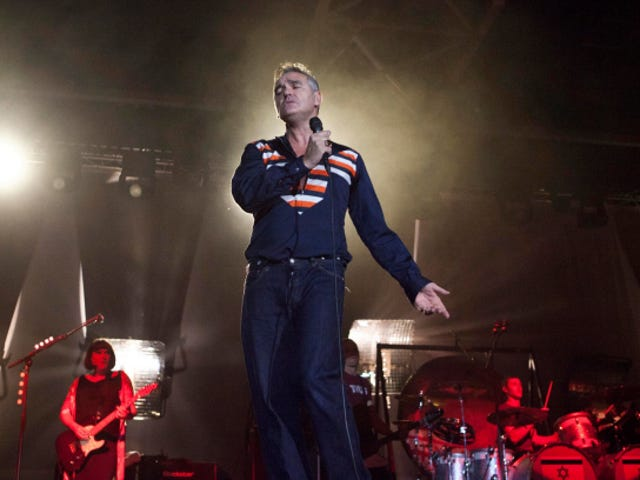 Morrissey in a Mad World