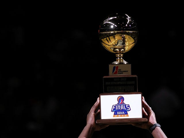 NBA Developmental League To Offer $125,000 Contracts To Top High School Prospects