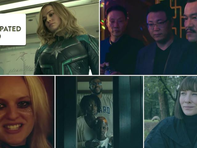 Οι 25 πιο πολυαναμενόμενες ταινίες του AV Club του 2019