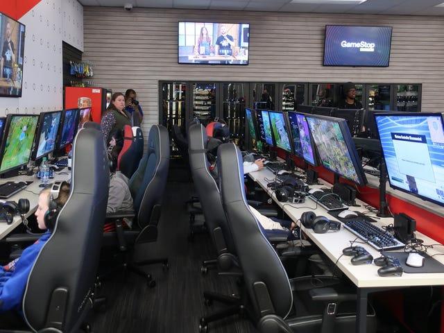 GameStop's Concept Stores Of The Future Are Very Sad