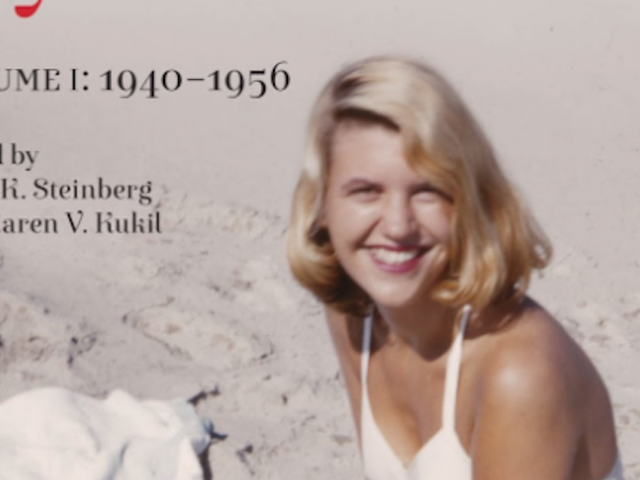 Cover of New Sylvia Plath Volume Sells Her as a Blonde in a Bikini