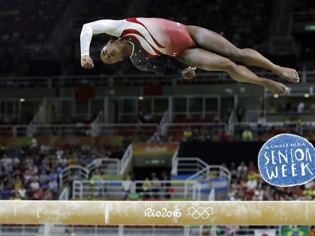Fare il tifo per qualsiasi paese Ma gli USA alle Olimpiadi sono per i perdenti e i succhiasangue
