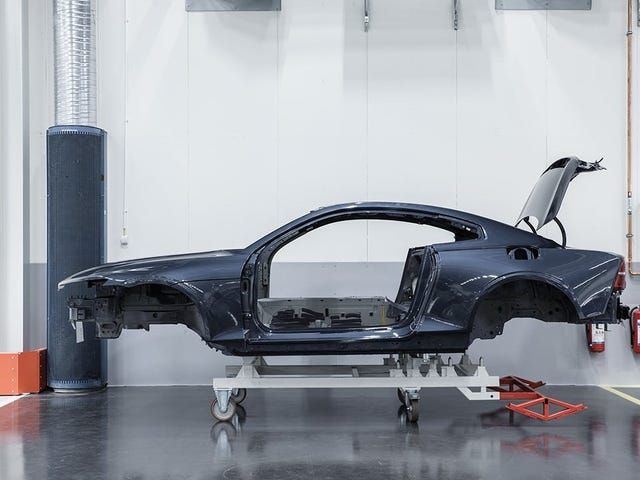 This Polestar 1 Prototype Build Is the Most Relaxing Thing You'll Watch All Day
