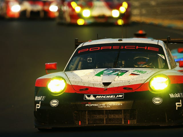All 24 Hours Of Le Mans Will Be On Only One Channel Again