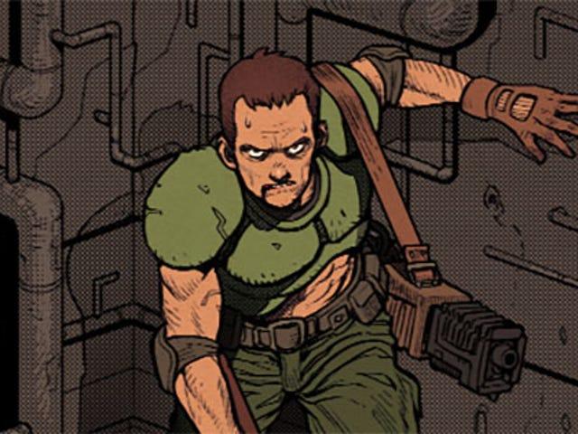 <i>Doom</i> 대 <i>Akira</i> 는 나이를위한 만화 일 것입니다