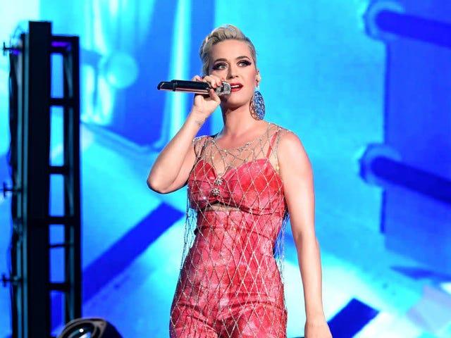 Katy Perry Memiliki Beban Wang untuk Dugaan Ripped Off Itu Kristian Rap