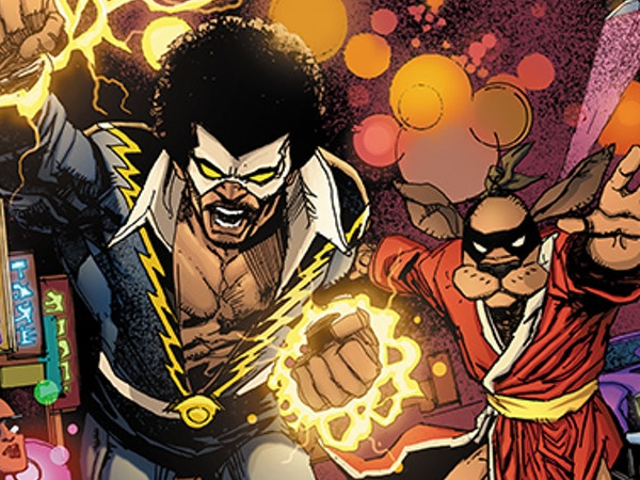 Hong Kong Phooey, Dynomutt, and More Are Set to Clash With the DC Comics Universe