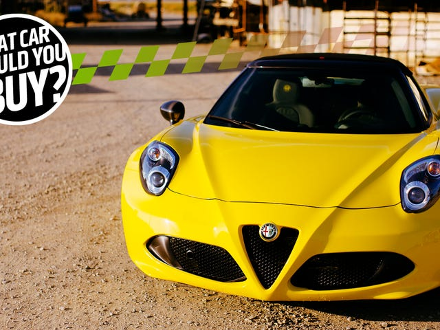 I Want Exotic Car Looks But I Don't Have Exotic Car Money! What Car Should I Buy?