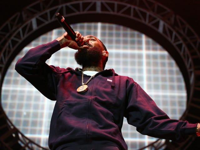 Diddy, Issa Rae ja muut juhlivat Nipsey Husslen elämää ja perintöä