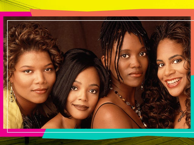 10 essential episodes of Living Single you should check-check-check out