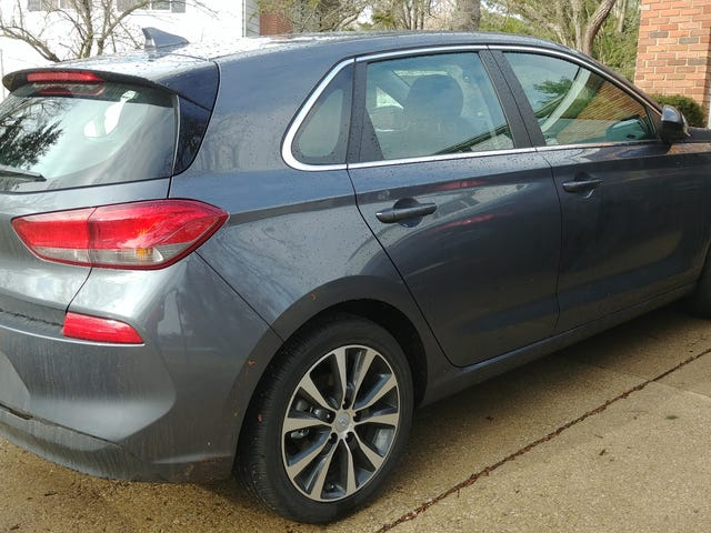 2018 Hyundai Elantra GT, a Review