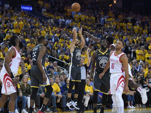 Die NBA ist dem Basketball aus dem Weg gegangen