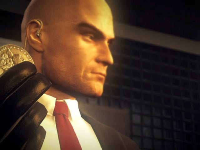 Hitman's Deadliest Weapon Is A Coin