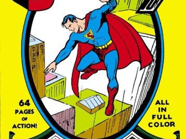 Süpermen'in Comixology'deki İlk Sayısının Ücretsiz Dijital Kopyası (ABD)