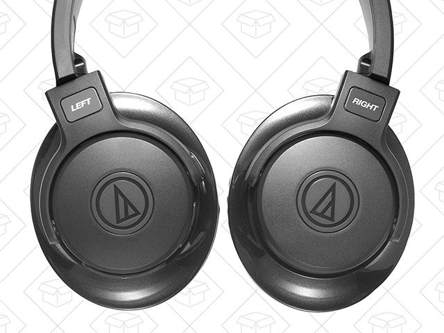 $99 Gets You Audio-Technica Sound Quality In a Wireless Package