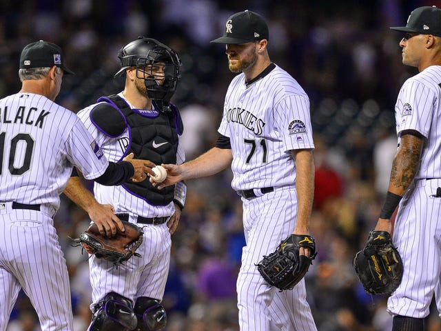 The Rockies' Bullpen Needs To Get Its Shit Together