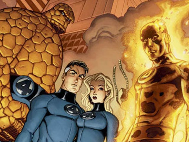 Fancasting the Fantastic Four