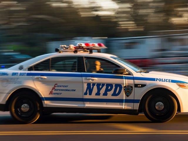 NYPD maakt duizenden body-cams nadat iemand zogenaamd in brand zou zijn gevlogen