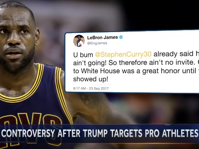 The NBA Finals Are Just a Contest to See Who Wins the Chance to Refuse Trump's White House Invitation